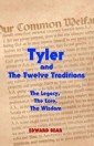 Tyler and The Twelve Traditions: The Legacy, The Lore, The Wisdom - Edward and Tyler discuss not only the legacy, the lore and the wisdom of the Twelve Traditions but also life, love, relationships, loyalty, Viagra and vampires. By Edward Bear